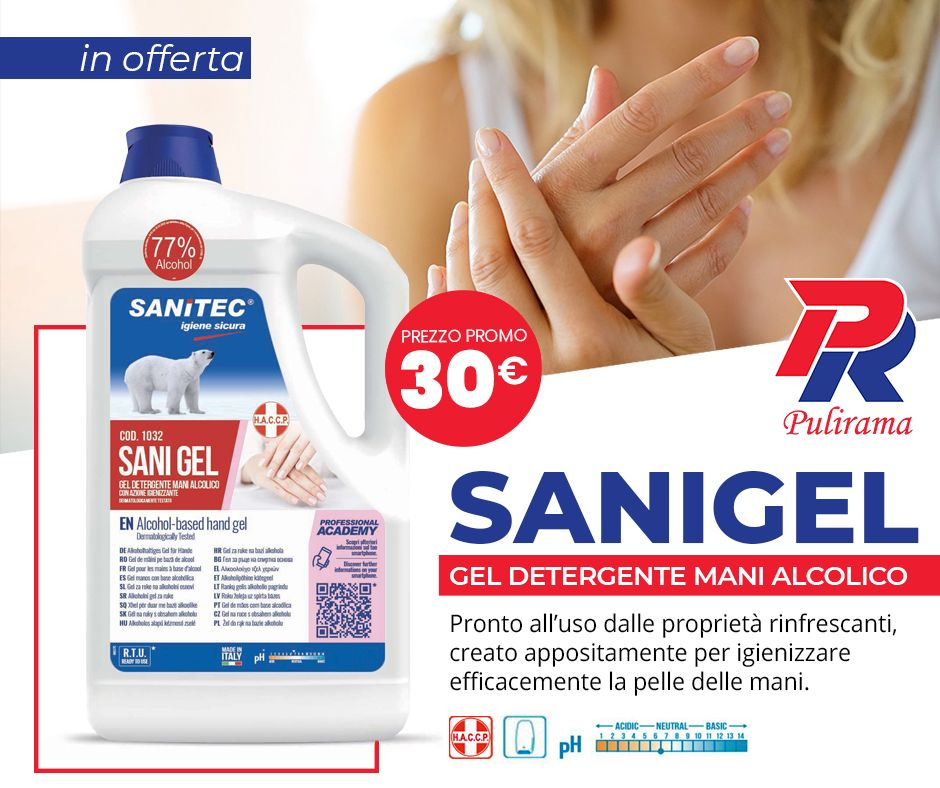 SANIGEL OFFERTA